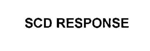 SCD RESPONSE