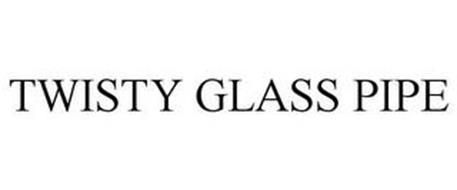 TWISTY GLASS PIPE
