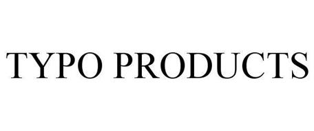 TYPO PRODUCTS