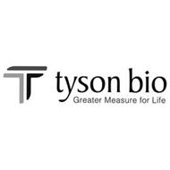 TYSON BIO GREATER MEASURE FOR LIFE