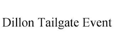 DILLON TAILGATE EVENT