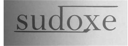 SUDOXE