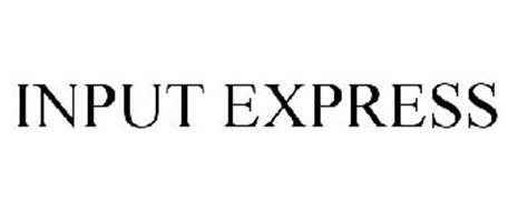INPUT EXPRESS
