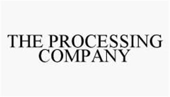 THE PROCESSING COMPANY