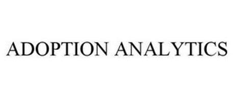 UCI ADOPTION ANALYTICS