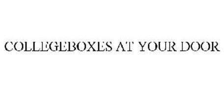 COLLEGEBOXES AT YOUR DOOR
