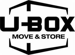 U-BOX MOVE & STORE