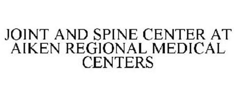 JOINT AND SPINE CENTER AT AIKEN REGIONAL MEDICAL CENTERS