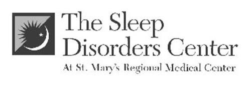 THE SLEEP DISORDERS CENTER AT ST. MARY'S REGIONAL MEDICAL CENTER