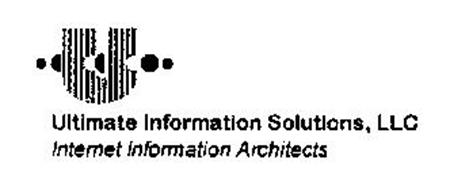 U ULTIMATE INFORMATION SOLUTIONS, LLC INTERNET INFORMATION ARCHITECTS