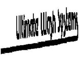 ULTIMATE WASH SYSTEMS