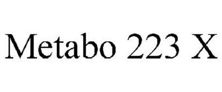 METABO 223 X