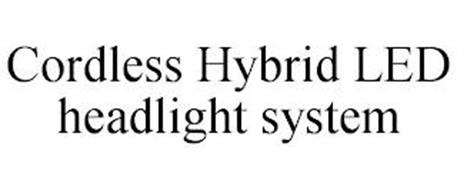 CORDLESS HYBRID LED HEADLIGHT SYSTEM