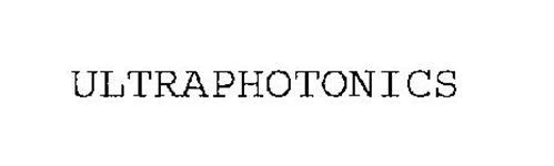 ULTRAPHOTONICS
