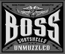 BOSS SHOTSHELLS UNMUZZLED NON-TOXIC BISMUTH