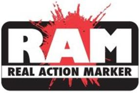 RAM REAL ACTION MARKER