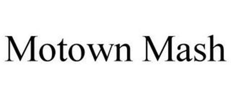 MOTOWN MASH