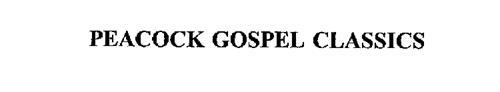 PEACOCK GOSPEL CLASSICS
