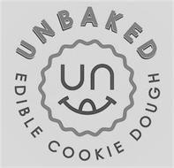 UNBAKED EDIBLE COOKIE DOUGH