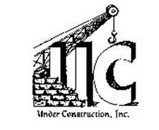 UC UNDER CONSTRUCTION, INC.