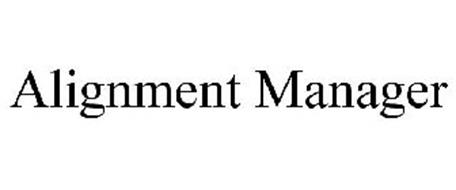ALIGNMENT MANAGER