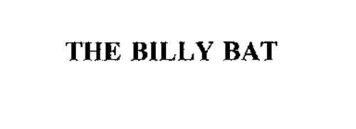 THE BILLY BAT