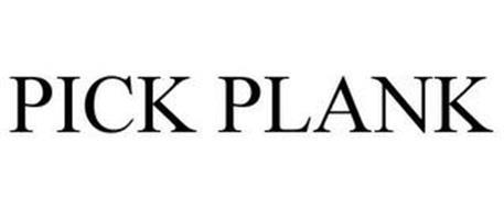 PICK PLANK