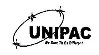 UNIPAC WE DARE TO BE DIFFERENT