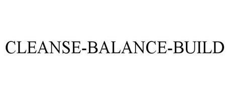 CLEANSE-BALANCE-BUILD