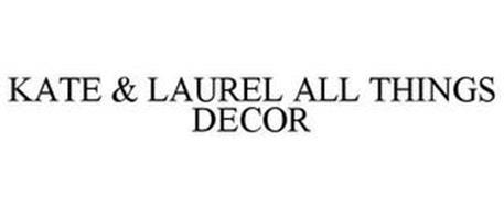 KATE & LAUREL ALL THINGS DECOR