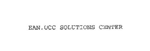 EAN.UCC SOLUTIONS CENTER