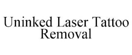 UNINKED LASER TATTOO REMOVAL