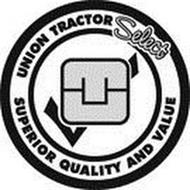 UT UNION TRACTOR SELECT SUPERIOR QUALITY AND VALUE