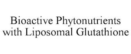 BIOACTIVE PHYTONUTRIENTS WITH LIPOSOMAL GLUTATHIONE
