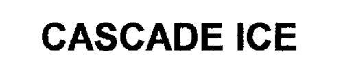 CASCADE ICE