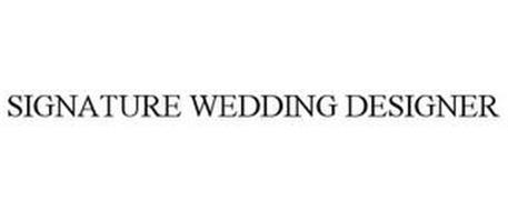 SIGNATURE WEDDING DESIGNER