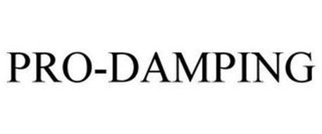 PRO-DAMPING