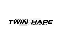 TWINSHAPE FOAM DUCT TECHNOLOGY
