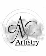 AMC ARTISTRY ENHANCING YOUR OUTER BEAUTY
