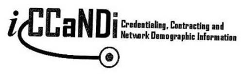 I CCANDI CREDENTIALING CONTRACTING AND NETWORK DEMOGRAPHIC INFORMATION