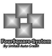 FOUR$QUARE SYSTEM BY UNITED AUTO CREDIT