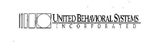 UNITED BEHAVIORAL SYSTEMS INCORPORATED