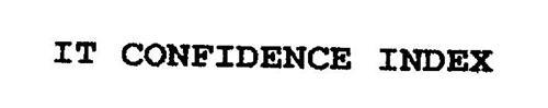 IT CONFIDENCE INDEX