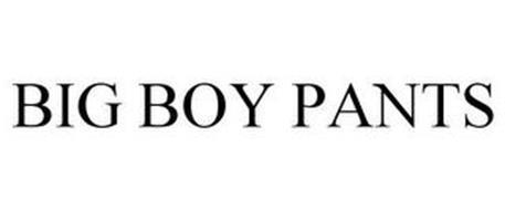 BIG BOY PANTS