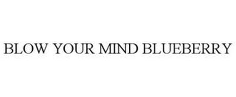 BLOW YOUR MIND BLUEBERRY