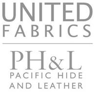 UNITED FABRICS PH&L PACIFIC HIDE AND LEATHER