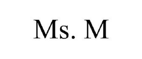 MS. M