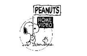 PEANUTS HOME VIDEO