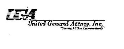 """UGA UNITED GENERAL AGENCY, INC. """"SERVING ALL YOUR INSURANCE NEEDS"""""""