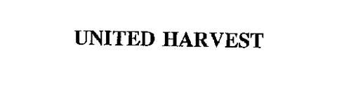 UNITED HARVEST